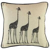 Linens and Lace Giraffe Cushion 92