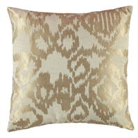 Linens and Lace Jacquard Cushion