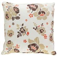 Linens and Lace Printed Panama Cushion