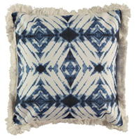 Linens and Lace Tie Dye Cushion 93