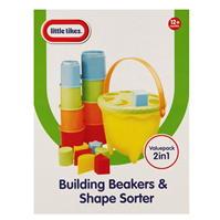 Little Tikes Beakers & Shape Sort94