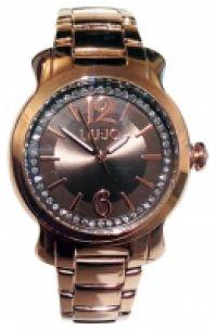 Liu-jo Luxury Time Mod Miami Steel Rose Gold Wr 5atm