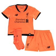 Set New Balance Liverpool Third 2017 2018