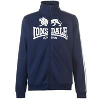 Bluze de trening Lonsdale 2 cu dungi cu fermoar Though pentru Barbati