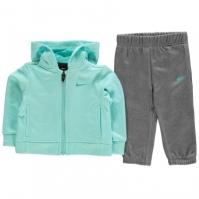 Hanorac Set bebelusi Nike cu fermoar pentru fete