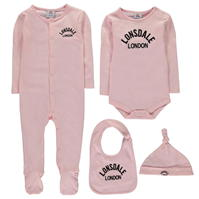 Lonsdale 4pc RompSt Bby84