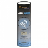 Set de 6 Fluturasi Badminton SPOKEY PIRKOWE AIR PRO / 83456