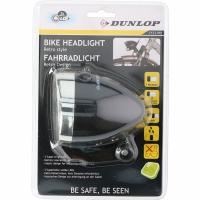 Lumini bicicleta Control Dunlop 3led alb AB 16809
