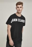 Tricou Lung Big Logo negru Urban Classics