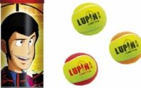 Lupin 3 - Balls Pipe For Beach Tennis