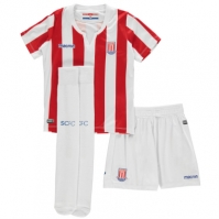Set Macron Stoke City Home 2018 2019