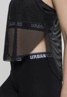 Maiou plasa pentru Femei negru Urban Classics