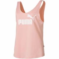 Maiou Tricou Puma Ess Logo Peach 855149 19 femei