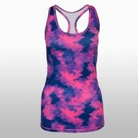 Maiou mov cu imprimeu Puma Essential Layer Tank Graphic Femei