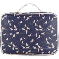 Maison de Nimes Bird foldout washbag