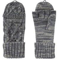 Maison de Nimes Soft tricot flip mitten