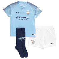 Set Nike Manchester City Home 2018 2019