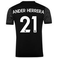 adidas Manchester United Away Ander Herrera Shirt 2017 2018