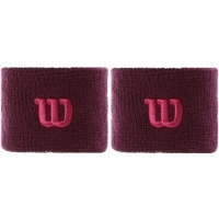 Mansete pentru tenis Wilson Violet WR5602012
