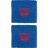 Mansete pentru tenis Wilson Imperial B OSFA albastru WR5602015 barbati