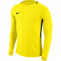 Bluza pentru portar Nike Dry Park III JSY maneca lunga GK galben 894516 741 copii