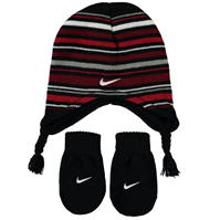 Manusi Caciula Beanie Nike and Set pentru Bebelusi