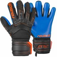 Manusi de Portar Reusch Attrakt Freegel S1 Finger Support negru And albastru 5072238 7083 pentru copii
