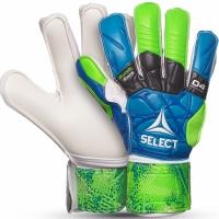 Manusi de Portar Select 04 Protection Flat Cut 2019 albastru verde alb