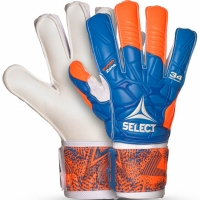 Mergi la Manusi de Portar Select 34 Protection Flat Cut 2019 albastru portocaliu alb