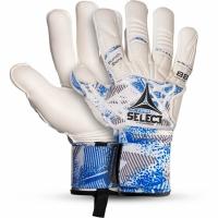 Manusi de Portar Select 88 Pro Grip 2019 Negative Cup alb-albastru