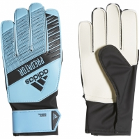 Manusi Portar Adidas Predator antrenament albastru DY2611 pentru copii adidas teamwear pentru femei