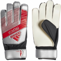 Manusi Portar Adidas Prosuator antrenament gri-rosu alb DY2614 teamwear adidas teamwear