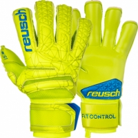 Manusi Portar Reusch Fit Control S1 Evolution Finger Support 3970238 583 barbati
