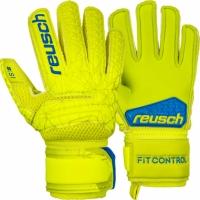 Manusi Portar Reusch Fit Control S1 galben 3972215 583 pentru copii