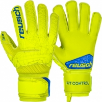 Manusi Portar Reusch Fit Control SG Extra Finger Support galben 3970830 583