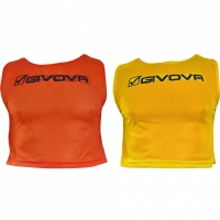 Marcaj Givova Double CT02 galben portocaliu Double-sided