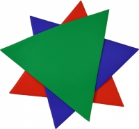 Marcaj MARKING SMJ TRIANGLE verde VFMN-FLTR