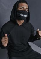 Masca fashion protectie Compton negru Mister Tee