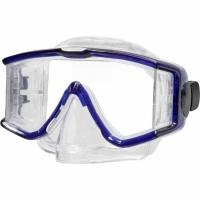 Masca Snorkeling Aqua-Speed Roca bleumarin Col 11 pentru femei