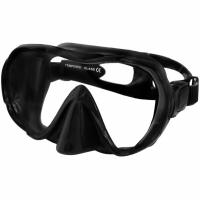 Masca Snorkeling Aquaspeed Ultima negru Color 07B femei Aqua-Speed