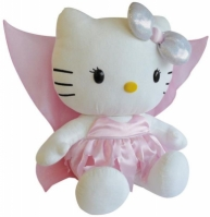 Mascota Plus 70 Cm Fairy Hello Kitty