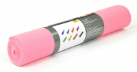 Saltea yoga Profit Slim 173x61x0,5cm roz DK 2203