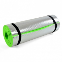 Saltea BJORN EVA ALU 2 straturi verde 180x50x1,2cm DK2267-5
