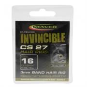 Maver Invincible Hair Rigs