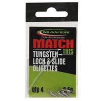 Maver Match Lock and Slide Olivettes 0.5g