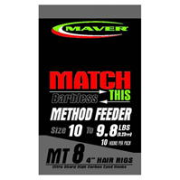 Maver Match This Hooklengths