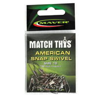 Maver MT Snap Swivel