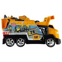 MB Bloks Cat Constructor Toy