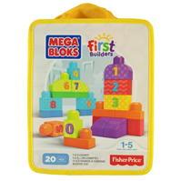 Mega Bloks 1st Builder Counting93