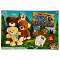 Grafix Build Your Own Bear Family